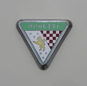 image of Swallow Doretti badge - Flickr - exfordy