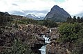 Swiftcurrent Falls (Swiftcurrent Creek, Glacier National Park, Montana, USA) 1 (23310285833).jpg