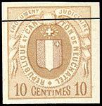 Switzerland Neuchâtel 1879 revenue S 10c - S1.jpg