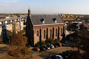 Best, Netherlands - Chapel in Best