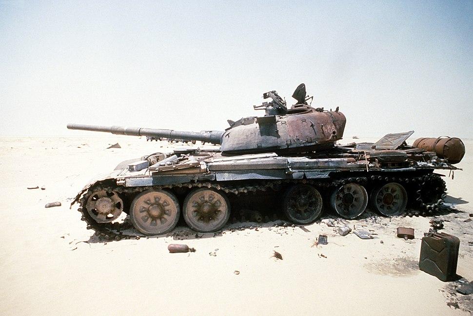 T72 MBT