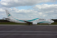 TC-TLC - B734 - Tailwind Airlines