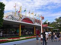 "Tokyo Disneyland ""Grand Circuit Raceway"""