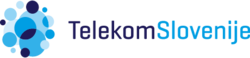Oficiala emblemo de Telekom Slovenije