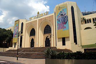 TV Alhijrah - TV Alhijrah headquarters in Kuala Lumpur.