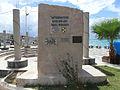 Taşucu ve Bergkamen kardeş şehir anıtı.JPG