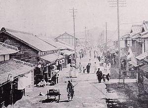 Jeonju - Image: Taisho Cho in Zenshu