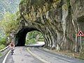 Taiwan 2009 HuaLien Taroko Gorge Biking PB140018.jpg