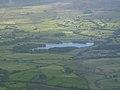 Talkin Tarn, Cumbria, from the air, 13 October 2012.jpg