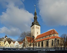 Image illustrative de l'article Église Saint-Nicolas (Tallinn)