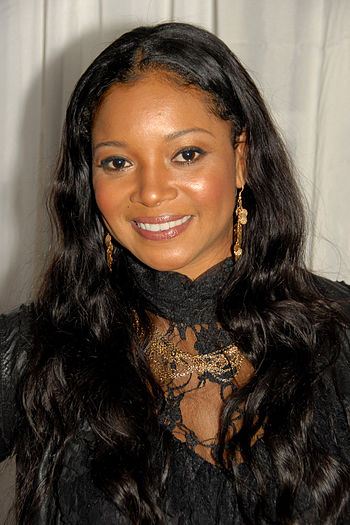English: Tamala Jones, Los Angeles, CA on May ...