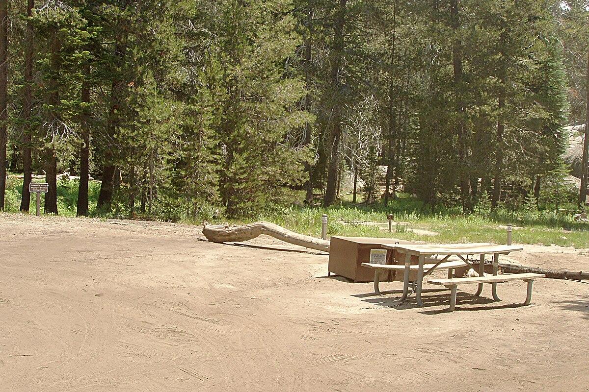 Tamarack Flat Campground Wikipedia