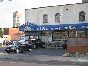 Cannon Street (Hamilton, Ontario) - Tan Thanh Vietnamese Supermarket