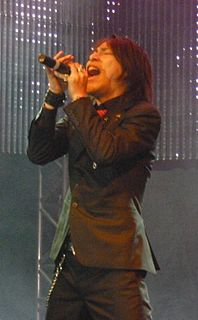 Takayoshi Tanimoto Japanese singer