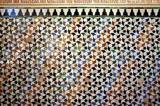 Tassellatura alhambra