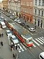 Tatra T3 trams in Prague (29962188355).jpg