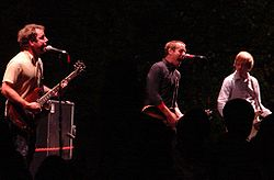 Ted Leo and the Pharmacists 2007