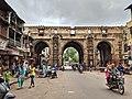 Teen Darwaja (Three Gates) Ahmedabad.jpg