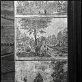 Tekening, één van de achtien detailgezichten rond de grote tekening, gewassen pentekening in kleur uit 1758 door A. Verryk & Zoon - Driebergen-Rijsenburg - 20428529 - RCE.jpg