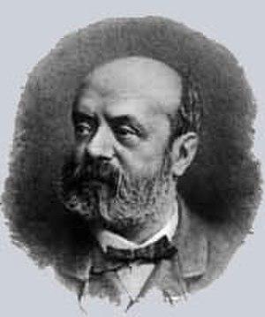 Théodore Aubanel - Théodore Aubanel