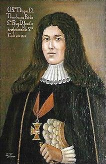Teodósio II, Duke of Braganza Portuguese duke