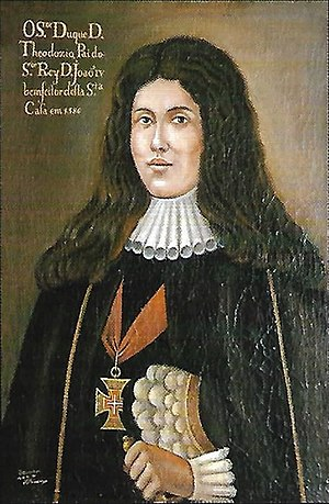 Teodósio II, Duke of Braganza