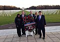 Terri Sewell at Ardennes American Cemetery And Memorial in 2013.jpg