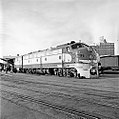 Texas & Pacific, Diesel Electric Passenger Locomotive No. 2012 (21707918759).jpg