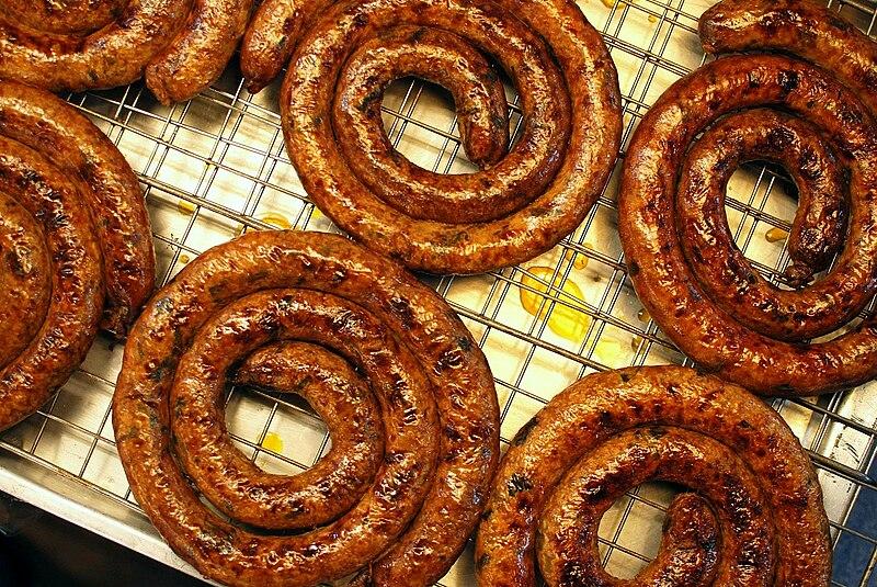 File:Thanin market chiang mai sausage.jpg