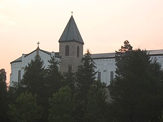 Abbey of Our Lady of Gethsemani Monastery in Kentucky