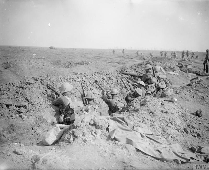 The Battle of the Somme, July-november 1916 Q4511