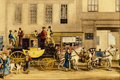 The Blenheim, Leaving the Star Hotel,... - George Havell.png