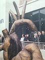 The Broken Heart (1997), Maria Pizzuti's Famine Memorial Sculpture in Limerick City, Ireland.jpg