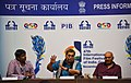 The Director Subhash Ghai at a press conference, during the 47th International Film Festival of India (IFFI-2016), in Panaji, Goa on November 27, 2016.jpg