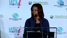 File:The First Lady on the Fourth Anniversary of Let's Move!.webm