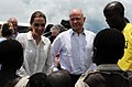 The Foreign Secretary and Angelina Jolie visit Nzolo camp (8592269958).jpg