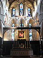 The High Altar in Hexham Abbey - geograph.org.uk - 1265071.jpg