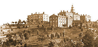 University of Tennessee - The Hill. The University of Tennessee was established in 1794, making it one of the oldest institutions of higher education in the U.S.