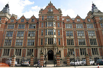 London School of Economics - 32 Lincoln's Inn Fields houses the Department of Economics and the International Growth Centre