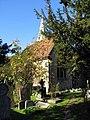 The Lumley Chapel, Cheam (geograph 1666068).jpg