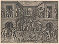 The Martyrdom of St Lawrence after Bandinelli MET DP223393.jpg