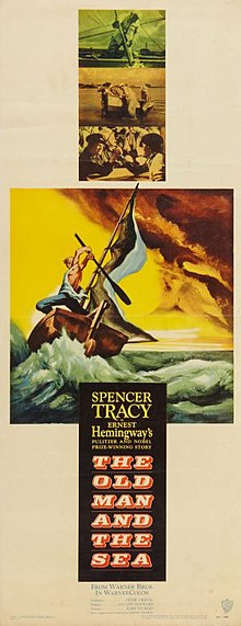 alt=Description de l'image The Old Man and the Sea (1958 film).jpg.