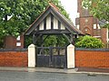 The Parish Church of St Stephen in the Banks, Lych Gate - geograph.org.uk - 1359581.jpg