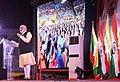 The Prime Minister, Shri Narendra Modi addressing at the Indian Community event, at Yangon, Myanmar on September 06, 2017 (1).jpg