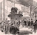 The Prince of Wales opening the Metropolitan Main-drainage works at Crossness, ILN, 1865.JPG