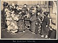 The Rice Cake Vendor in Japan (1914 by Elstner Hilton).jpg