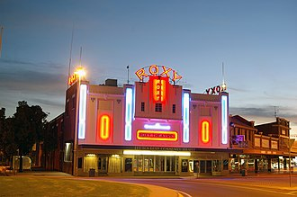 Amateur theatre - Roxy Community Theatre, Leeton, NSW
