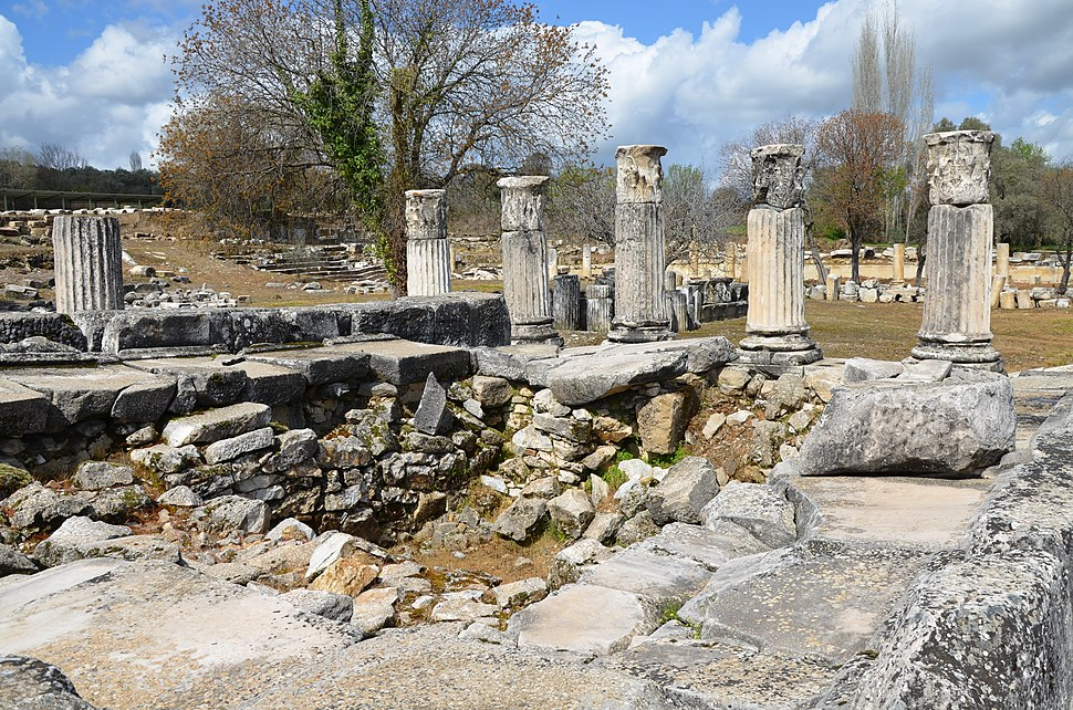 The Sanctuary of Hecate in Lagina, Caria, Turkey (17263493936)