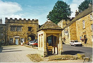 Blanchland - The Square, Blanchland