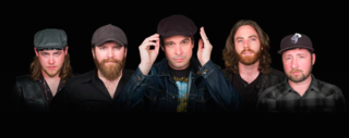 The Stanfields Canadian Rock Music Group (2008–present)